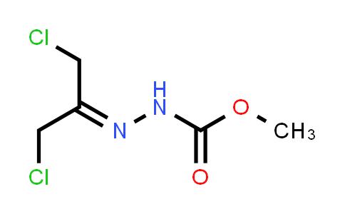 methyl N-[[2-chloro-1-(chloromethyl)ethylidene]amino]carbamate