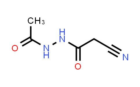 N'-acetyl-2-cyano-acetohydrazide