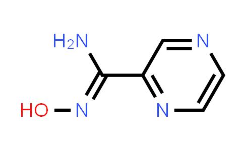 N'-hydroxypyrazine-2-carboxamidine
