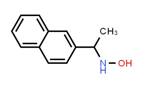 N-(1-Naphthalen-2-yl-ethyl)hydroxylamine