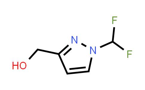 [1-(Difluoromethyl)pyrazol-3-yl]methanol
