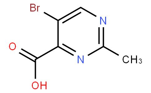 5-bromo-2-methylpyrimidine-4-carboxylic acid
