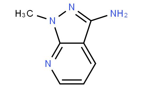 1-甲基-3-氨基-吡唑并[3,4-B]吡啶