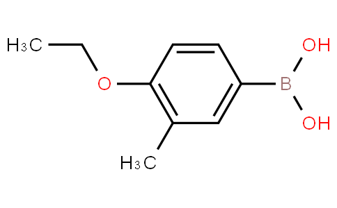 4-ethoxy-3-methylphenylboronic acid