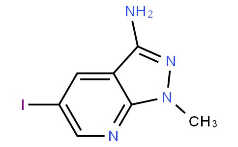 1-甲基-3-氨基-5-碘吡啶并咪唑