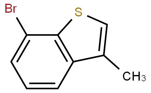 7-bromo-3-methylbenzo[b]thiophene