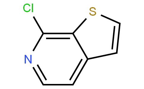 7-chlorothieno[2,3-c]pyridine