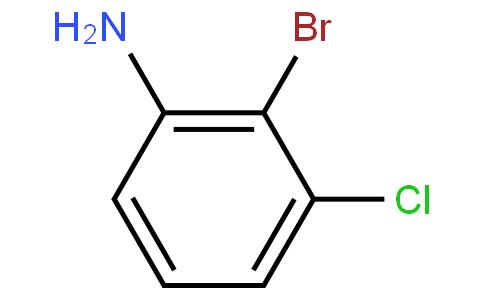 2-溴-3-氯苯胺