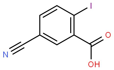 5-氰基-2-碘苯甲酸