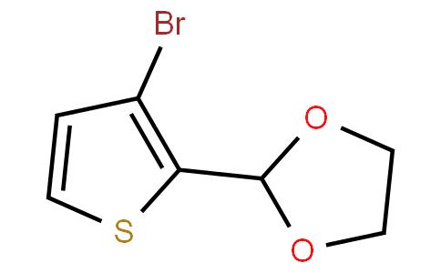 2-(3-bromothiophen-2-yl)-1,3-dioxolane