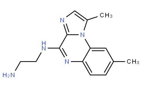 N1-(1,8-dimethylimidazo[1,2-a]quinoxalin-4-yl)ethane-1,2-diamine