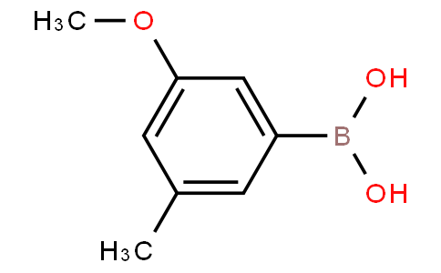 3-methoxy-5-methylphenylboronic acid
