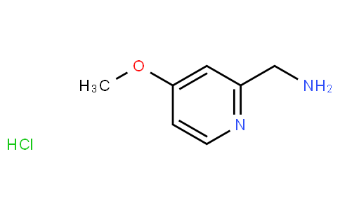(4-methoxypyridin-2-yl)methanamine hydrochloride