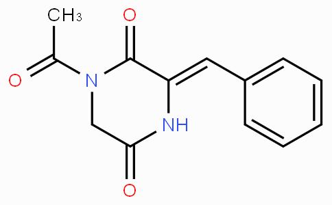 1-acetyl-3-benzylidene-2,5-piperazinedione