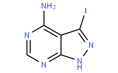 4-AMINO-3-IODO-1H-PYRAZOLO[3,4-D]PYRIMIDINE